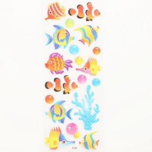 Embellishment stickers, Sponge foam, 8.8cm x 22cm, (PCS177)